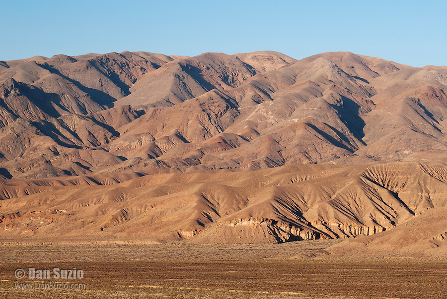 Tucki Mountain, Death Valley National Park, California