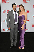 "9 August 2018-  Westwood, California - Graham Roland, Guest. Premiere Of STX Films' ""Mile 22"" held at The Regency Village Theatre. Photo Credit: Faye Sadou/AdMedia"