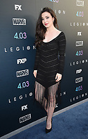 "LOS ANGELES, CA - APRIL 2: Mikey Madison attends the season two premiere of FX's ""Legion"" at the DGA Theater on April 2, 2018 in Los Angeles, California. (Photo by Frank Micelotta/FX/PictureGroup)"