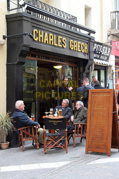 Al Fresco dining in Valletta, Malta - on Thursday and Friday January 29th and 30th 2015<br /> CAP/ROS<br /> &copy;Steve Ross/Capital Pictures