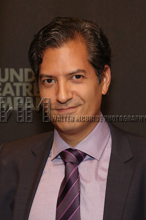 Alfredo Narciso attends the Broadway Opening Night After Party for The Roundabout Theatre Company production of 'Time and The Conways'  on October 10, 2017 at the American Airlines Theatre in New York City.