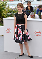 Millicent Simmonds at the photocall for &quot;Wonderstruck&quot; at the 70th Festival de Cannes, Cannes, France. 18 May 2017<br /> Picture: Paul Smith/Featureflash/SilverHub 0208 004 5359 sales@silverhubmedia.com