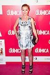 "Maria Esteve attends the premiere of the film ""Solo Química"" at Palafox Cinema in Madrid, Spain. July 14, 2015.<br />  (ALTERPHOTOS/BorjaB.Hojas)"
