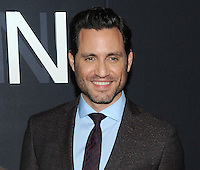 NEW YORK, NY - OCTOBER 04: Actor Edgar Ramirez attends 'The Girl On The Train' New York premiere at Regal E-Walk Stadium 13 on October 4, 2016 in New York City. Photo Credit: John Palmer/MediaPunch