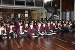 JACK KINGSTON AT SIMON LANGTON SCHOOL CANTERBURY<br /> THURSDAY 25TH APRIL 2013