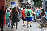 05/06/2020 - MOVIMENTAÇÃO NA TIJUCA NO RIO DE JANEIRO