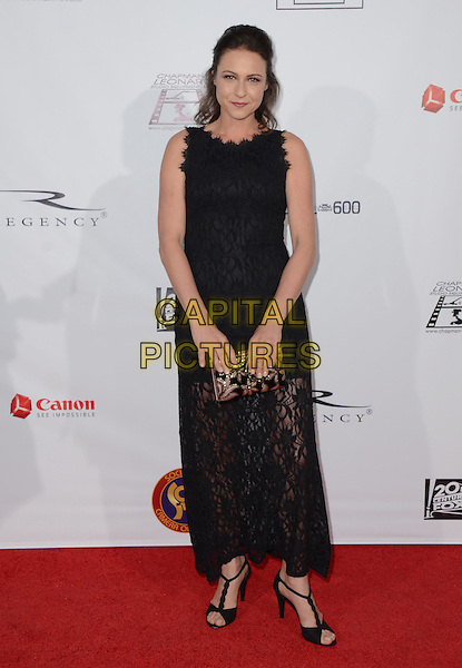 06 February  - Los Angeles, Ca - Vanessa Cloke. Arrivals for the Society of Camera Operators Lifetime Achievement Awards held at Paramount Theater at Paramount Studios.  <br /> CAP/ADM/BT<br /> &copy;BT/ADM/Capital Pictures