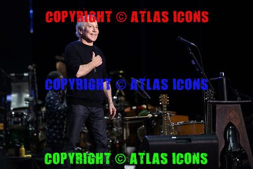 PAUL SIMON; Live: 2019<br /> Photo Credit: JOHNNY PROVOST/ATLASICONS.COM