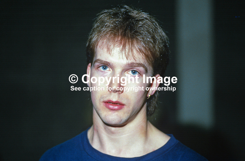 Colum Slevin, aka Colm Slevin, table tennis player, Rep of Ireland, 19889102CS..Copyright Image from Victor Patterson, 54 Dorchester Park, Belfast, UK, BT9 6RJ..Tel: +44 28 9066 1296.Mob: +44 7802 353836.Voicemail +44 20 8816 7153.Skype: victorpattersonbelfast.Email: victorpatterson@me.com.Email: victorpatterson@ireland.com (back-up)..IMPORTANT: If you wish to use this image or any other of my images please go to www.victorpatterson.com and click on the Terms & Conditions. Then contact me by email or phone with the reference number(s) of the image(s) concerned.