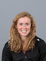 STANFORD, CA - SEPTEMBER 24, 2014--Gracia Leydon Mahoney, with Stanford University Women's Diving