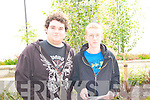CRUNCH TIME: Students of Pobal Scoil Chorca Dhuibhne, An Daingean