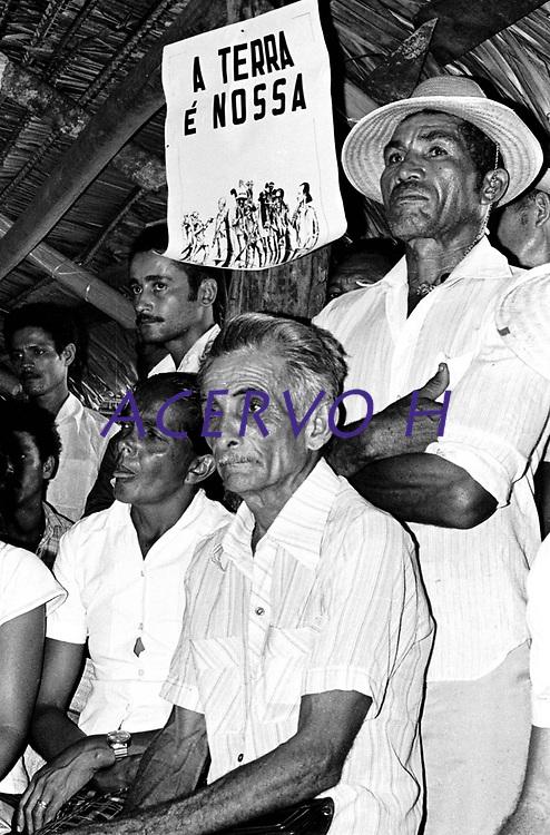 Trabalhadores rurais.<br /> São Geraldo do Araguaia-Pará-Brasil<br /> 1983<br /> Foto: Paulo Santos/ Interfoto<br /> Negativo PxB nº 1649 FC003 F26