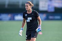 Boston, MA - Friday August 04, 2017: Jamie Gillis during a regular season National Women's Soccer League (NWSL) match between the Boston Breakers and FC Kansas City at Jordan Field.