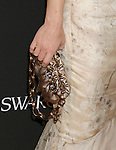 BEVERLY HILLS, CA. - February 17: Actress Melissa George arrives at the 11th Annual Costume Designers Guild Awards at the Four Seasons Beverly Wilshire Hotel on February 17, 2009 in Beverly Hills, California.