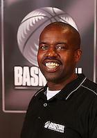 Head coach Kenny McFadden. Junior Tall Blacks photoshoot at Te Rauparaha Arena, Porirua, Wellington, New Zealand on Friday 20 June 2008. Photo: Dave Lintott / lintottphoto.co.nz