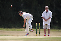 Navestock Cricket Club celebrate this week  being one of the oldest Cricket clubs in the world having been formed in 1768 (250 years Old!)-Navestock CC 2nd XI (Bowling) vs Writtle CC 3rd XI, T Rippon Mid Essex Cricket League Cricket at The Green on 23rd June 2018