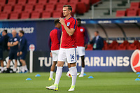 Rob Holding of England before England Under-21 vs Poland Under-21, UEFA European Under-21 Championship Football at The Kolporter Arena on 22nd June 2017