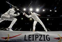 Fencing European Championship 2010 Leipzig Germany