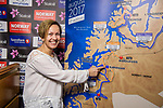 Presentation of the Artic Race of Norway 2017. 4th January 2017.<br /> Picture: ASO/Benjamin A.Ward | Cyclefile<br /> <br /> <br /> All photos usage must carry mandatory copyright credit (&copy; Cyclefile | ASO/Benjamin A.Ward)