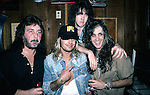 Peter Criss, Vince Neil, Ron Keel, Marc Ferrari