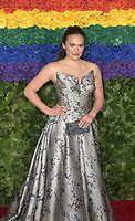 NEW YORK, NEW YORK - JUNE 09: Francesca Carpanini attends the 73rd Annual Tony Awards at Radio City Music Hall on June 09, 2019 in New York City. <br /> CAP/MPI/IS/JS<br /> ©JSIS/MPI/Capital Pictures