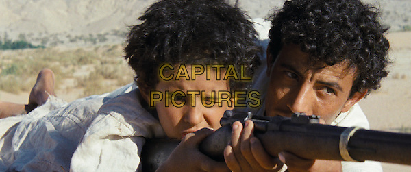 Jacir Eid, Hussein Salameh<br /> in Theeb (2014) <br /> *Filmstill - Editorial Use Only*<br /> CAP/NFS<br /> Image supplied by Capital Pictures