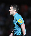 Referee Stuart Attwell. Stevenage v AFC Wimbledon - Capital One Cup First Round - Lamex Stadium, Stevenage . - 14th August, 2012. © Kevin Coleman 2012