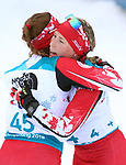Pyeongchang, Korea, 16/3/2018-Emily Young competes in the biathlon during the 2018 Paralympic Games in PyeongChang.  Photo Scott Grant/Canadian Paralympic Committee.