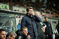 Thursday 28 November  2013  Pictured: Alejandro Pozuelo in a challenge with Dani Parejo of Valencia<br /> Re:UEFA Europa League, Swansea City FC vs Valencia CF  at the Liberty Staduim Swansea