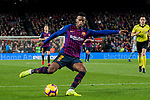 Nelson Cabral Semedo, N Semedo, of FC Barcelona in action during the La Liga 2018-19 match between FC Barcelona and RC Celta de Vigo at Camp Nou on 22 December 2018 in Barcelona, Spain. Photo by Vicens Gimenez / Power Sport Images