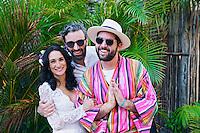 Tulum, Mexico, Nest - Gitano: Fabianne + Vittorio