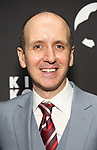 """Jack Thorne attends the Broadway Opening Night of """"King Kong - Alive On Broadway"""" at the Broadway Theater on November 8, 2018 in New York City."""