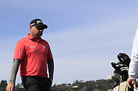 Ted Potter Jr. (USA) on the 7th green during Sunday's Final Round of the 2018 AT&amp;T Pebble Beach Pro-Am, held on Pebble Beach Golf Course, Monterey,  California, USA. 11th February 2018.<br /> Picture: Eoin Clarke | Golffile<br /> <br /> <br /> All photos usage must carry mandatory copyright credit (&copy; Golffile | Eoin Clarke)