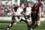 Nigel Watson during the Ranfurly Shield challenge against Canterbury at Jade Stadium on the 10th of September 2006. Canterbury won 32 - 16.
