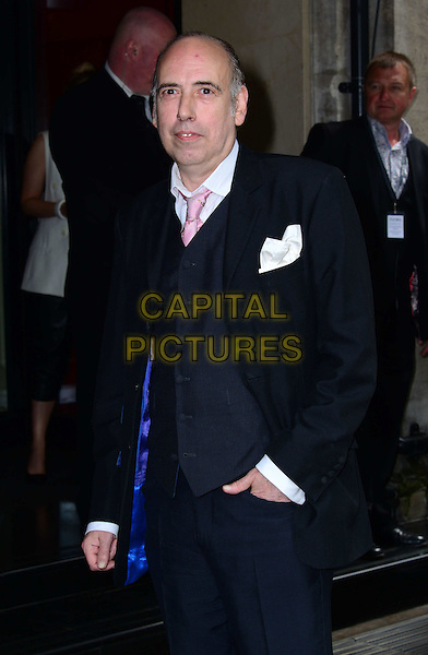 LONDON, ENGLAND - MAY 22:   Mick Jones attends The Ivor Novello Awards, the 59th annual songwriting and composing awards, at Grosvenor House, 86-90 Park Lane, on May 22, 2014, in London, England.<br /> <br /> CAP/JOR<br /> &copy;Nils Jorgensen/Capital Pictures