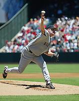 Boston Red Sox Curt Schilling