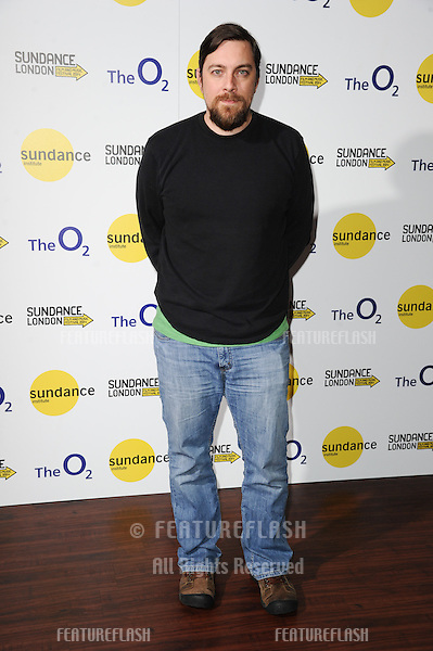 """Todd Miller at the screening of  """"Dinosaur 13"""" as part of Sundance London 2014, O2 arena, London. 27/04/2014 Picture by: Steve Vas / Featureflash"""