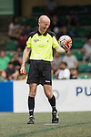 Mike Riley is the referee during the match KCC Veterans vs Yau Yee League Masters during the Masters tournament of the HKFC Citi Soccer Sevens on 22 May 2016 in the Hong Kong Footbal Club, Hong Kong, China. Photo by Li Man Yuen / Power Sport Images