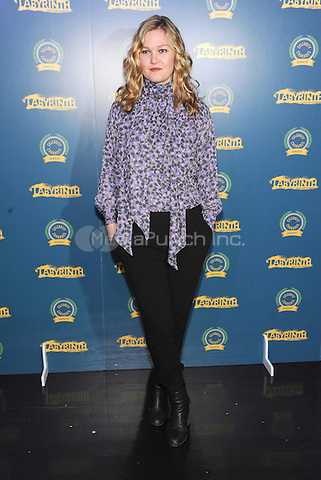 New York, NY- October 23: Julia Stiles attends the Labyrinth Theater Company Celebrity Charades 2014:Judgment Day at Capitale on October 27, 2014 in New York City. Credit: John Palmer/MediaPunch