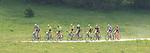 2019 Trentino MTB Challenge - Ride the Nature - 1000 Grobbe Bike Challenge - 100 Km dei Forti  il 09/06/2019 a Lavarone,  leaders<br />  © Pierre Teyssot / Mosna