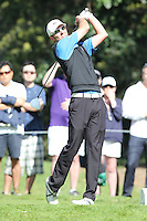 02/16/14 Pacific Palisades, CA: Jason Allred during the final round of the Northern Trust Open, held at Riviera Country Club