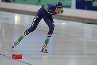 SPEED SKATING: STAVANGER: Sørmarka Arena, 30-01-2016, ISU World Cup, ©photo Martin de Jong