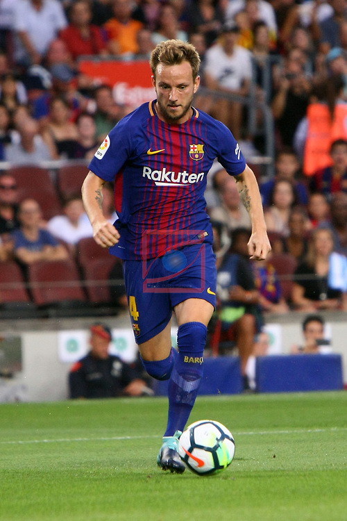 52e Trofeu Joan Gamper.<br /> FC Barcelona vs Chapecoense: 5-0.<br /> Ivan Rakitic.