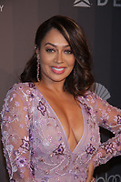 NEW YORK, NY - FEBRUARY 7: La La Anthony at the 2018 amfAR Gala New York honoring Lee Daniels and Stefano Tonchi at Cipriani Wall Street in New work City on February 7, 2018. <br /> CAP/MPI99<br /> &copy;MPI99/Capital Pictures