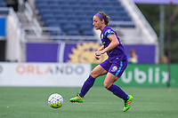 Orlando, FL - Sunday June 26, 2016: Josee Belanger  during a regular season National Women's Soccer League (NWSL) match between the Orlando Pride and the Portland Thorns FC at Camping World Stadium.