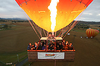 20130629 June 29 Hot Air Balloon Gold Coast