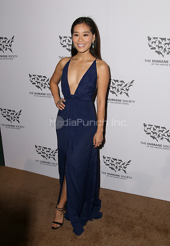 HOLLYWOOD, CA - MAY 07: Alicia Hannah attends The Humane Society of the United States' to the Rescue Gala at Paramount Studios on May 7, 2016 in Hollywood, California. Credit: Parisa/MediaPunch.