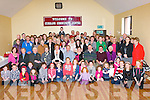 The large crowd who turned up for the official opening of Currans Community Centre on Sunday morning