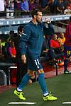 Supercopa de Espa&ntilde;a - Ida.<br /> FC Barcelona vs R. Madrid: 1-3.<br /> Bale.