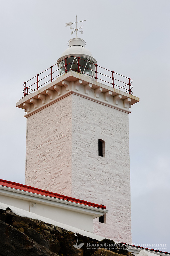 Mossel Bay lies on the Indian Ocean coast of South Africa and is part of the Garden Route. Lighthouse.
